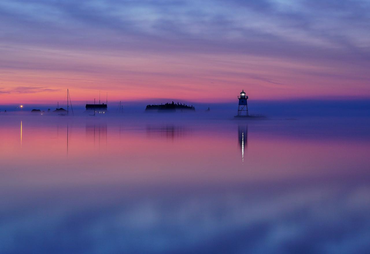 Grand Marais Sunrise 001