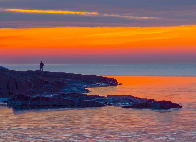 Artist Point Sunrise 002