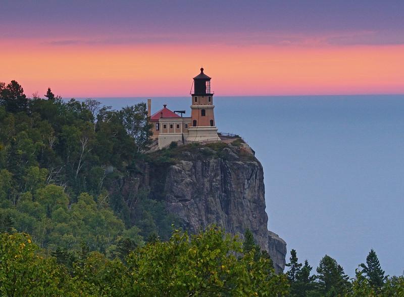 Split Rock Lighthouse Sunrise 004