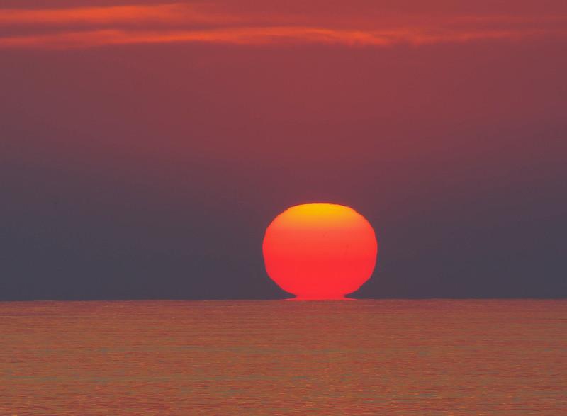Melting Sunrise