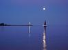 Grand Marais Moonrise 005