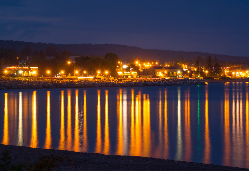 Grand Marais Waterfront