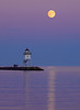Grand Marais Moonrise 004