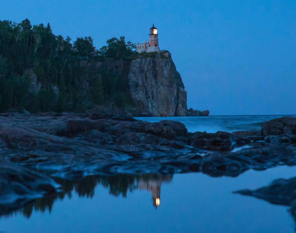 Split Rock Candlelight Hike 004