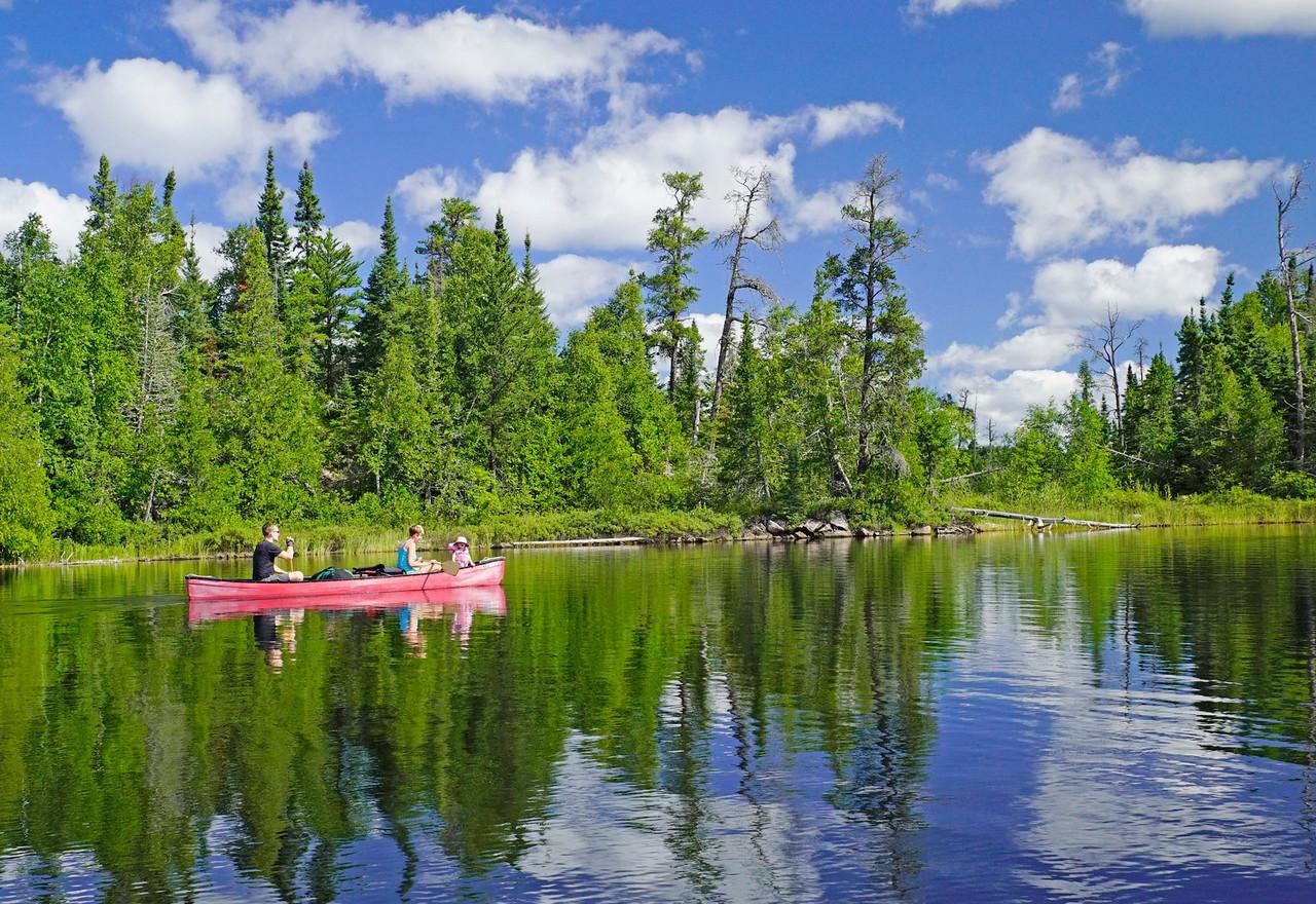 Boundary Waters Canoe Area Wilderness 010
