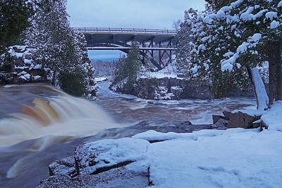 Upper Gooseberry Falls 002