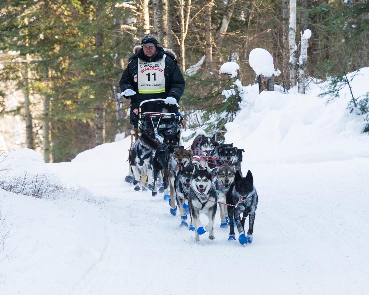 2016 John Beargrease Sled Dog Marathon 001