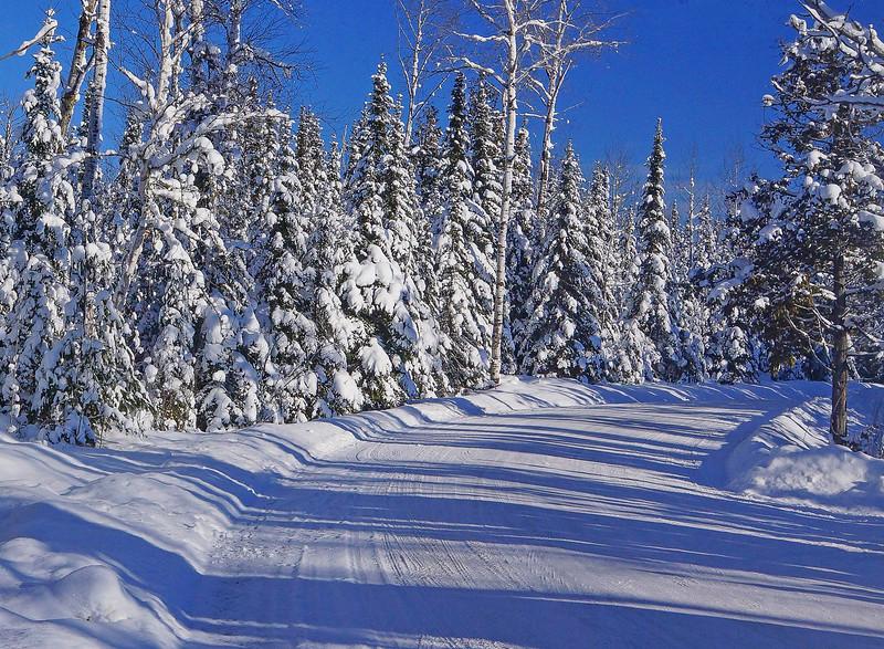 Gunflint Trail Sideroad