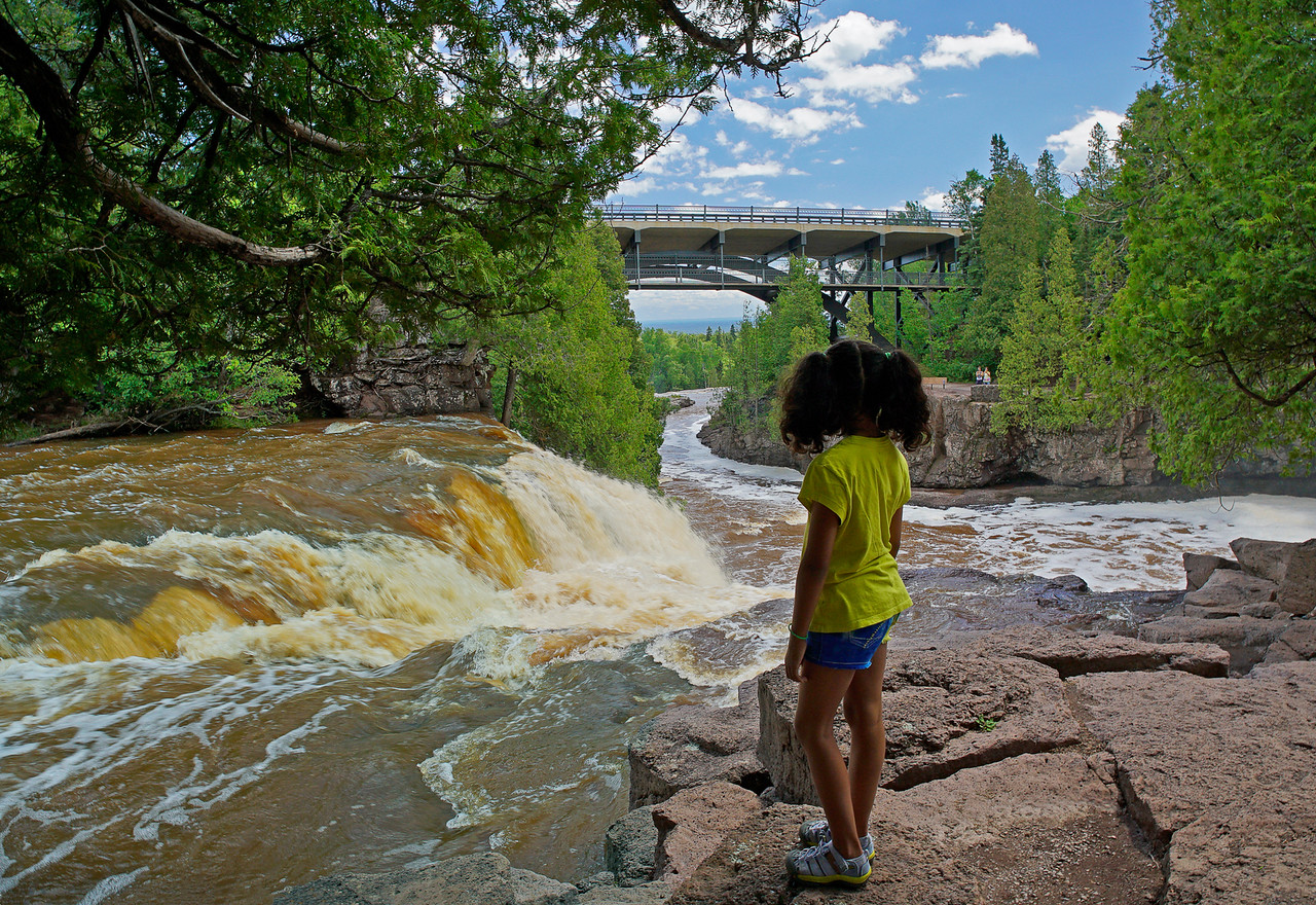 Gooseberry Falls State Park 004