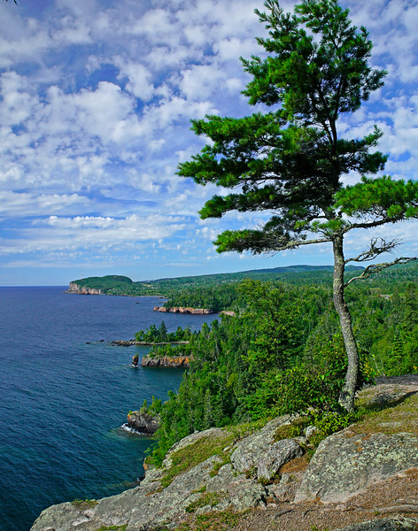 View From Shovel Point