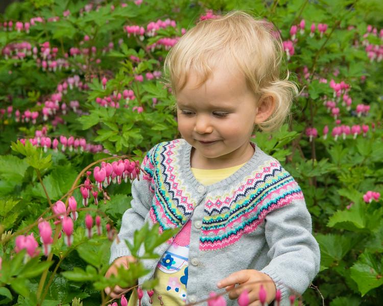 Enger Park Flower Garden