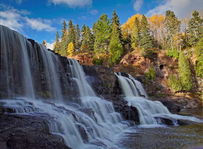 Gooseberry Falls State Park (Middle Falls)
