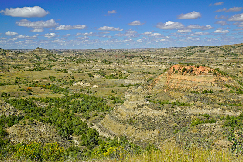 Theodore Roosevelt National Park 001
