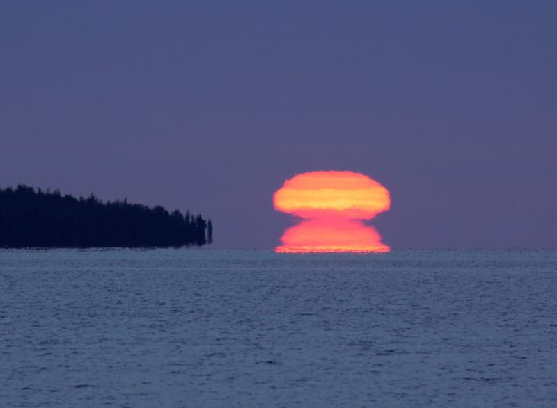 Melting Sun 001
