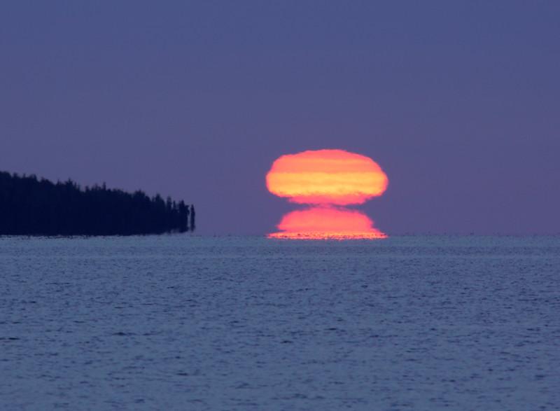 Melting Sun 002