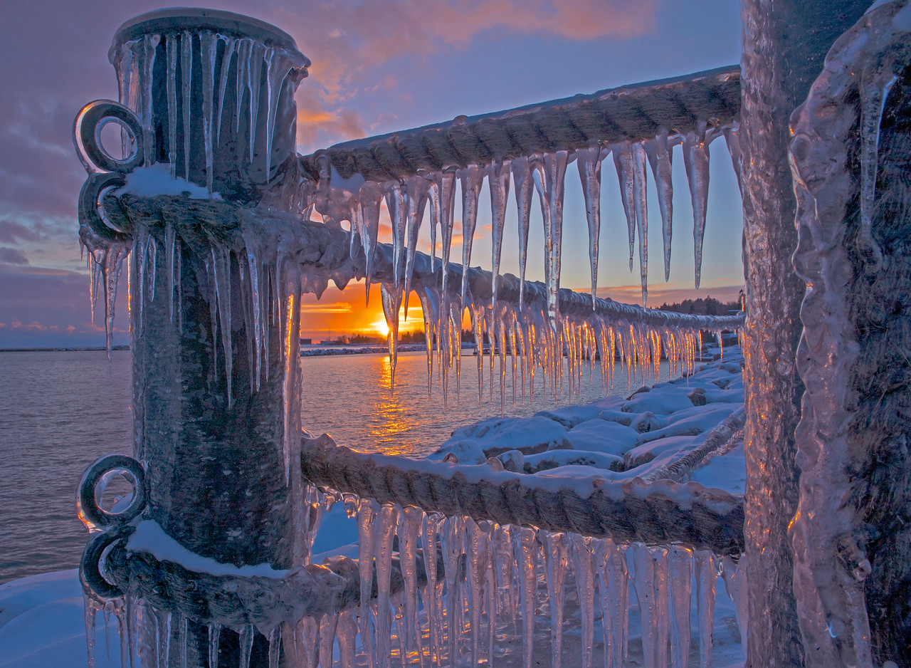 Grand Marais Harbor Walk 002