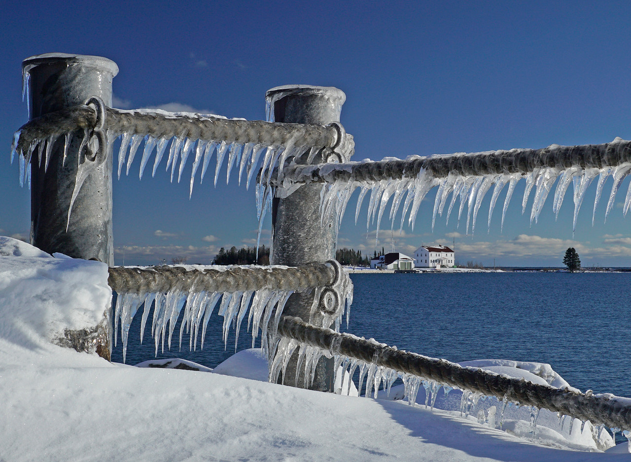 Grand Marais Harbor Walk 001