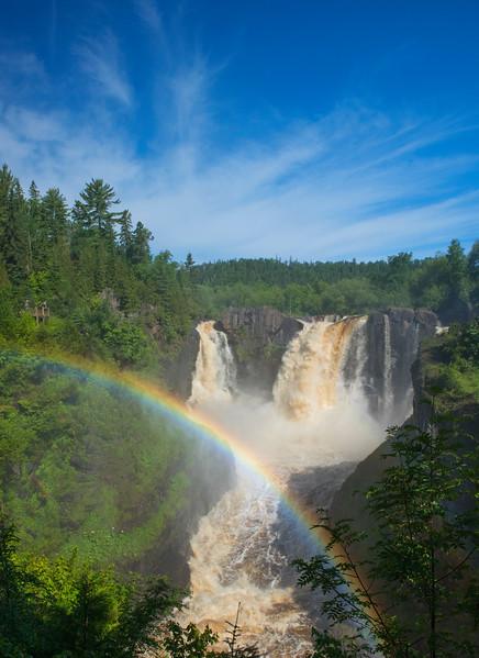 High Falls Grand Portage 002