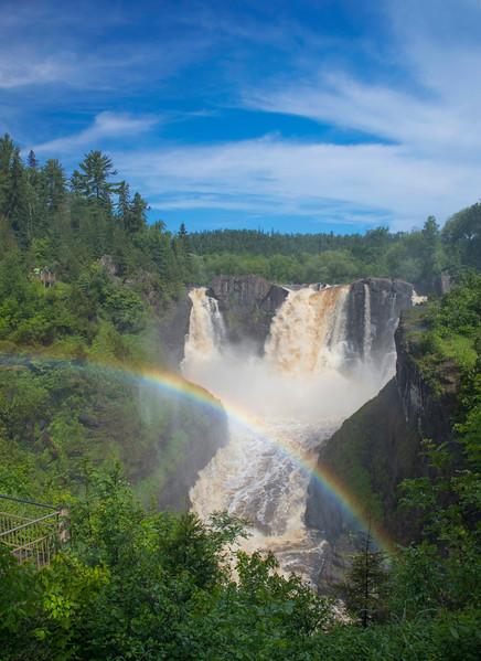 High Falls Grand Portage 003