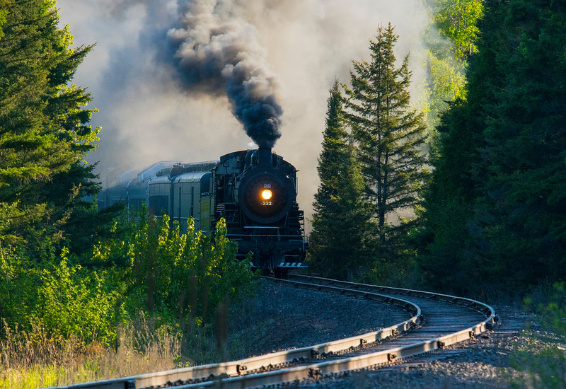 North Shore Steam Train 001