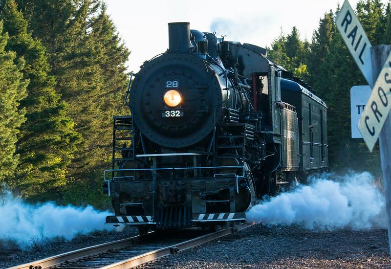 North Shore Steam Train 002