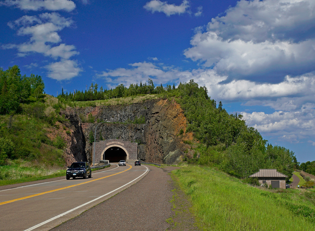 Silver Cliff Tunnel