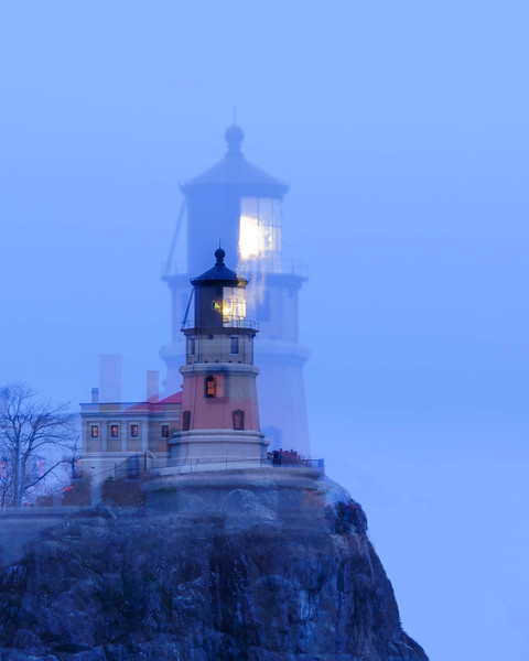 Split Rock Beacon Lighting 003