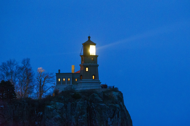 Split Rock Beacon Lighting 001