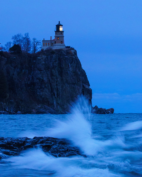 Split Rock Beacon Lighting 002