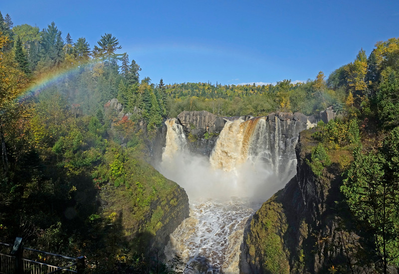 High Falls Grand Portage State Park 001
