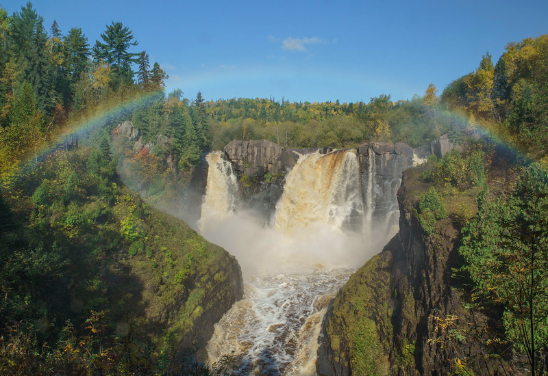 High Falls Grand Portage State Park 002