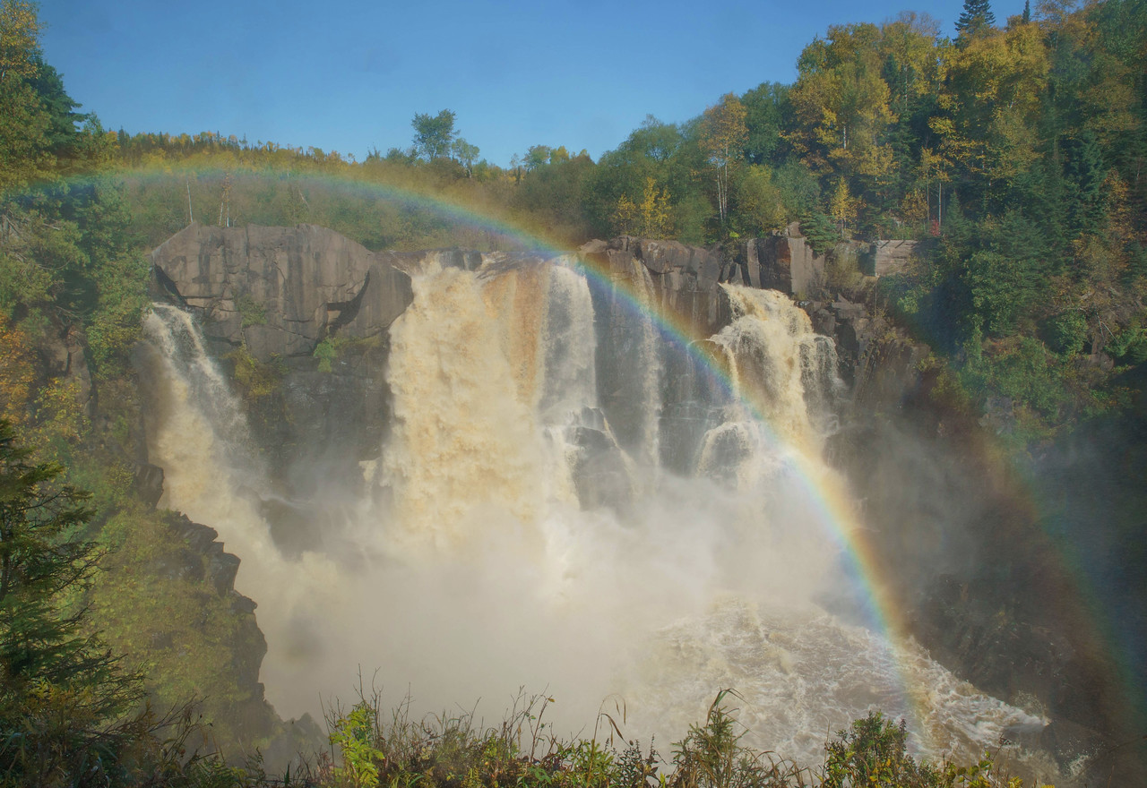 High Falls Grand Portage State Park 003