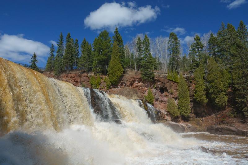 Gooseberry Falls State Park 003