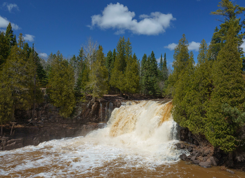 Gooseberry Falls State Park 001