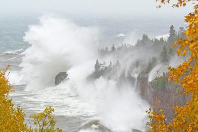 Tettegouche State Park Storm 003