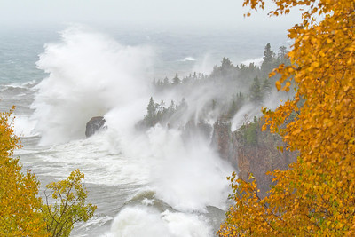 Tettegouche State Park Storm 001