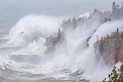 Tettegouche State Park Storm 002