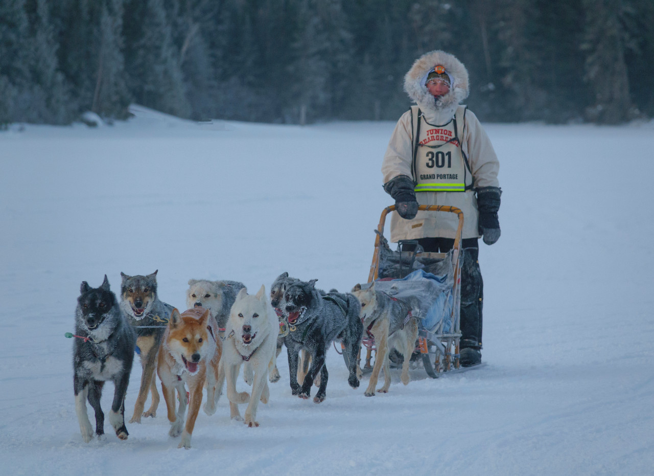 2018 John Beargrease Sled Dog Marathon 009