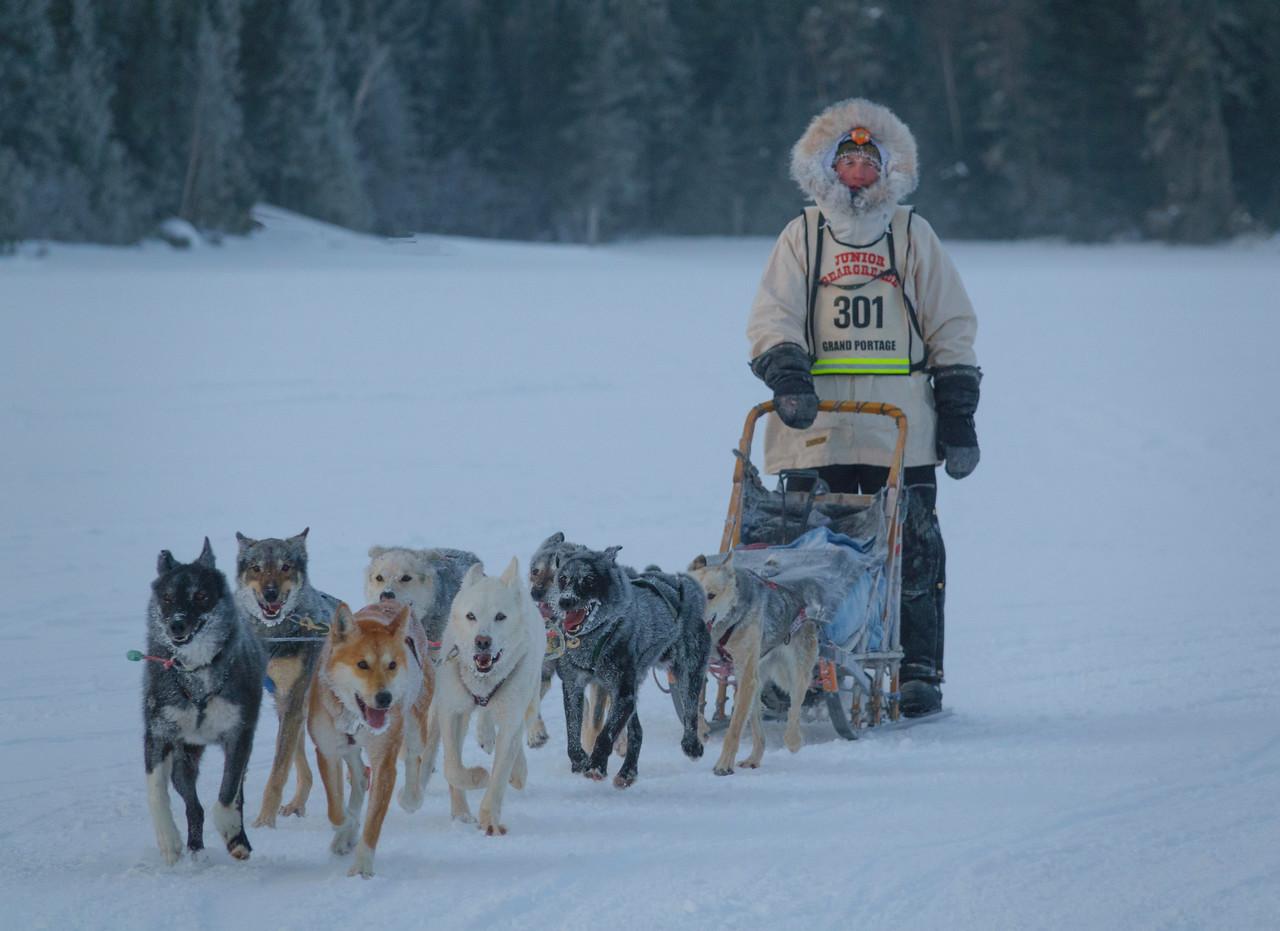 2018 John Beargrease Sled Dog Marathon 009