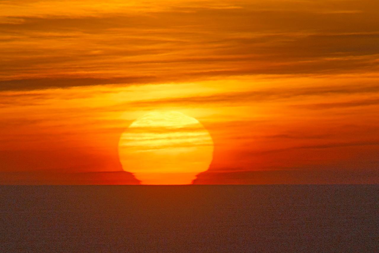 Lake Superior Sunrise 002