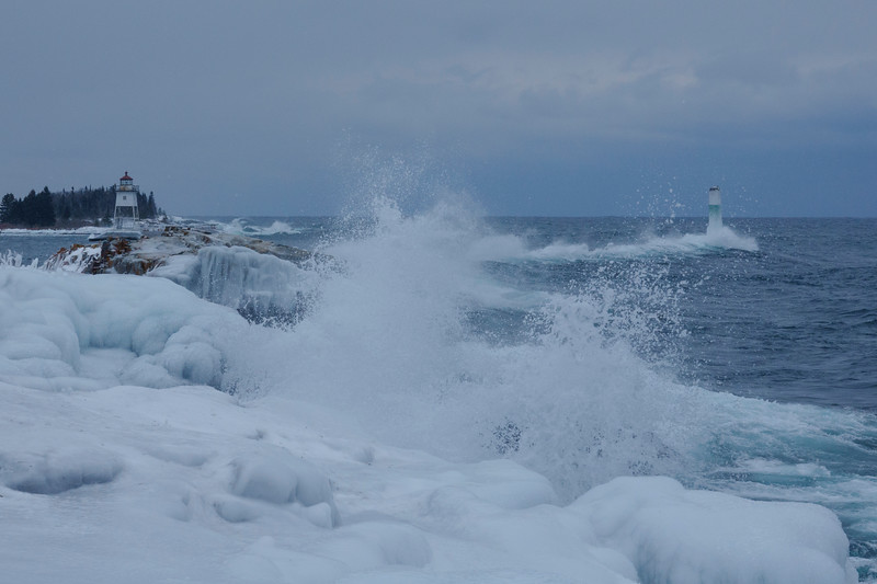 Lake Superior Waves 001
