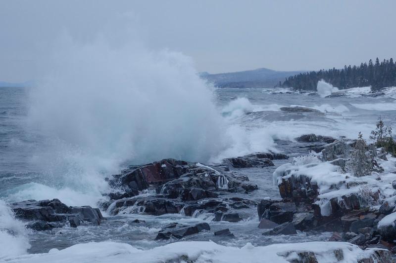 Lake Superior Waves 002