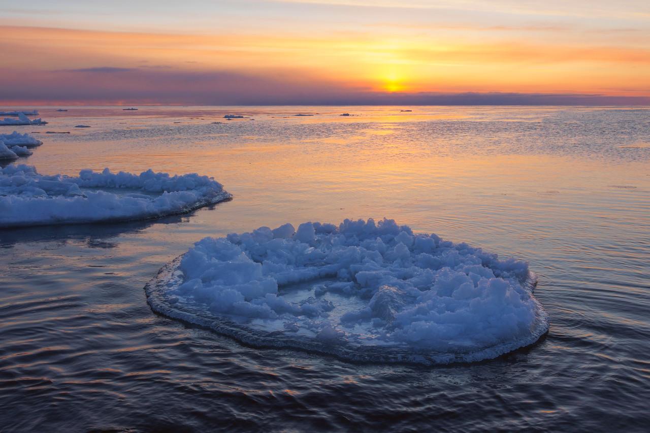 Melting Ice 003