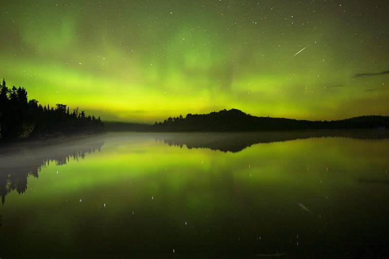 Caribou Lake Aurora 005