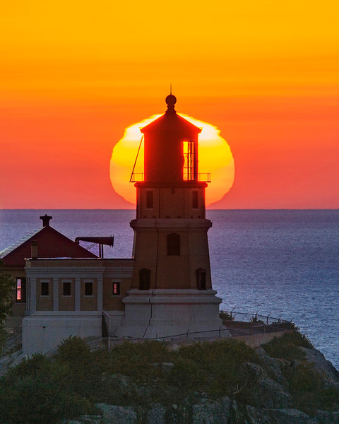 Split Rock Sunrise 002