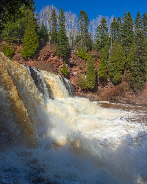 Gooseberry Middle Falls 003