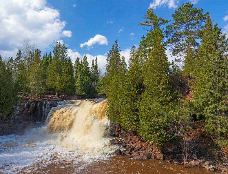 Gooseberry Upper Falls 001