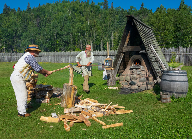 Grand Portage Rendezvous 004