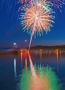 Fisherman's Picnic Fireworks