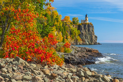 Split Rock Lighthouse State Park Fall 002